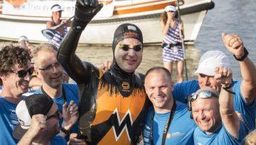 Maarten van der Weijden: 11stedenzwemtocht 2019