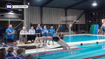 Nu.nl: Van der Weijden teleurgesteld langs kant na mislukte recordpoging